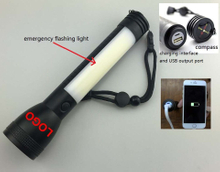 Personalized Auto Emergency Flashlight