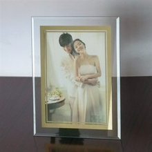 Print Glass Photo Frame