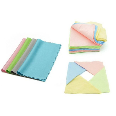 Customized Microfiber Eyeglasses Screen Phone Cleaning Cloth