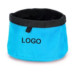 Promotional Folding Dog Bowl