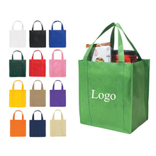 "Value Grocery Tote - 15"" x 13"" x10''"