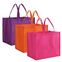 Logo Non-woven Grocery Tote Bags
