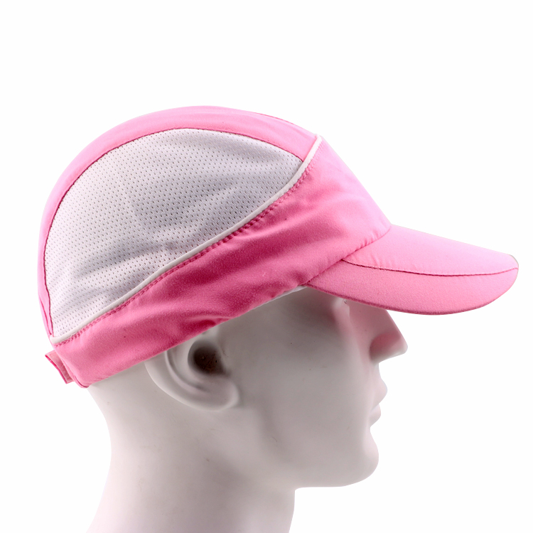 Polyester Runners Cap