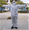 Non-woven Protective Safety Gown