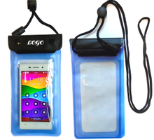 Waterproof Smart Phone Pouch With Lanyard