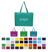 Promotional Custom Logo Eco-friendly Shopping Grocery Tote Bag