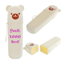 Kids Bear Toothbrush Holders