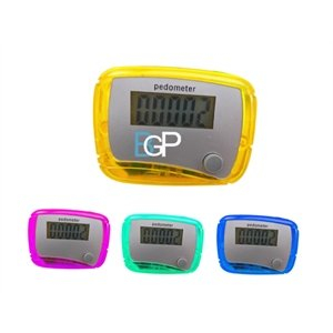 Personalized Running Counter Pedometer