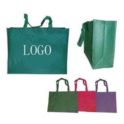 Imprinted Non-Woven Eco-friendly Tote Shopping Bag
