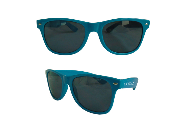 Classic Neon Multi Color Frame Sunglasses