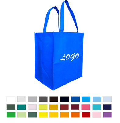 Printed 80GSM Non-woven Shopping Grocery Tote Bag