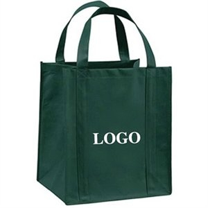 Customized Non-Woven Shopping Tote Grocery Bag