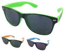 Custom Two-tone Kids Sunglasses