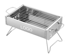 Imprinted Portable BBQ Grill