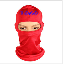 Custom Unisex Sports Full Face Mask