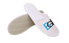 Custom Promotional Disposable Hotel Slippers
