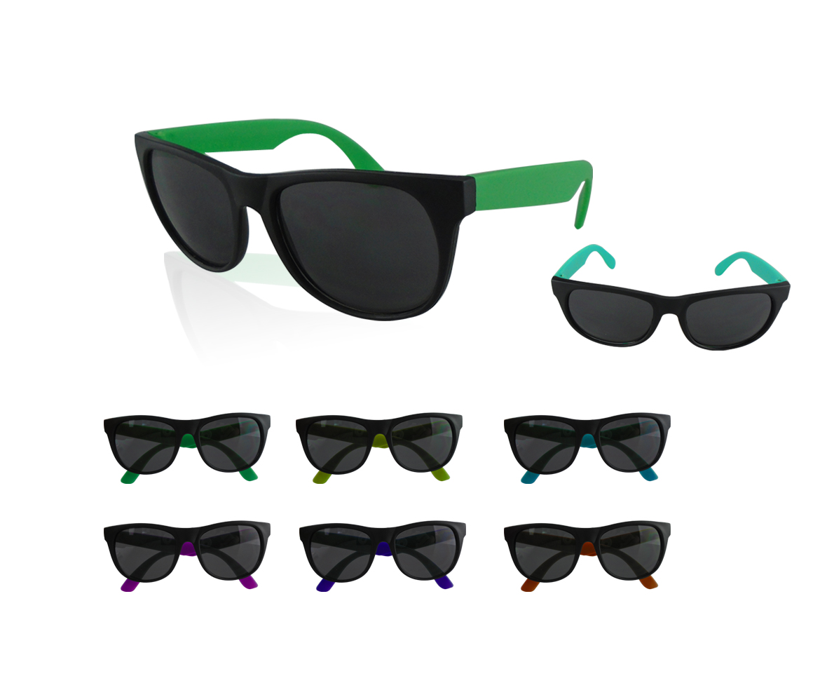 Custom Fashion Outdoor Two-tone Sunglasses