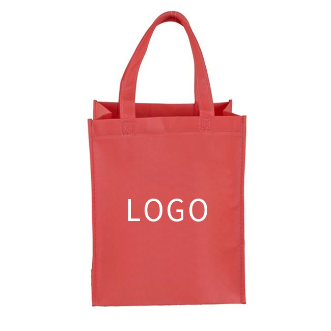 100GSM Non-woven Reusable Grocery Shopping Totes